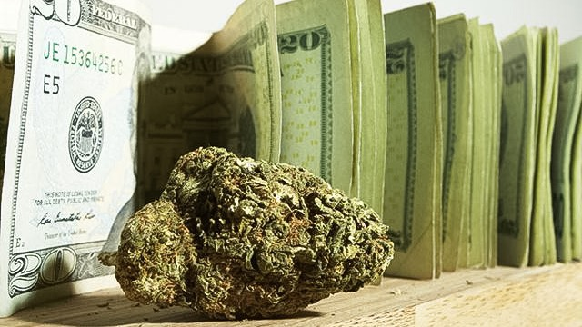 La venta de Marihuana Recreacional aumenta un 184%