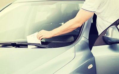¿Ahogado(a) en multas de tránsito?